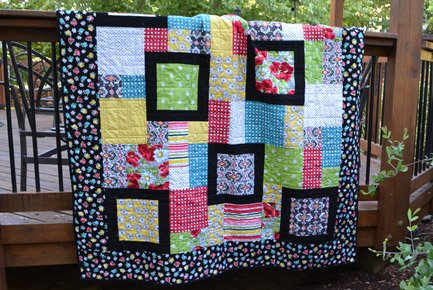 Perfect Ten Quilt Pattern by Swirly Girls  - SGD006