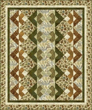 Autumn Braid by Pine Tree Country Quilts PTN1300