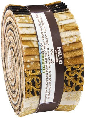 Holiday Flourish Roll Up by Robert Kaufman, RU-419-40