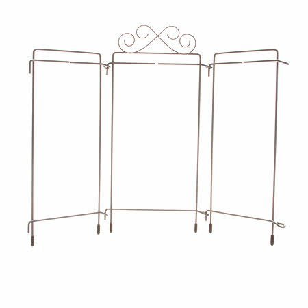 4in x 9in Table Top Tri-Stand Hanger
