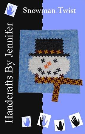 Snowman Twist by Handcrafts by Jennifer, HBJ007