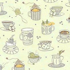 Tea-rrific Teacups by Ink & Arrow 1649-25778-H
