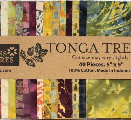 Tonga Treats by Timeless Treasures,Treat-Mini Gypsy