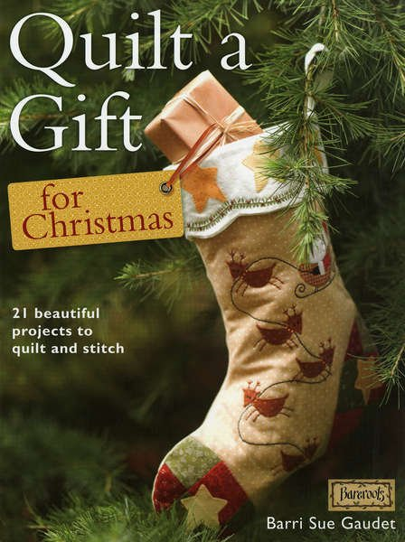 Quilt A Gift for Christmas Book - W8891