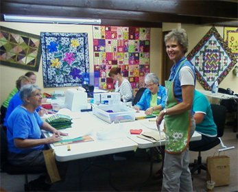 Classes, QuiltWorks, About Classes