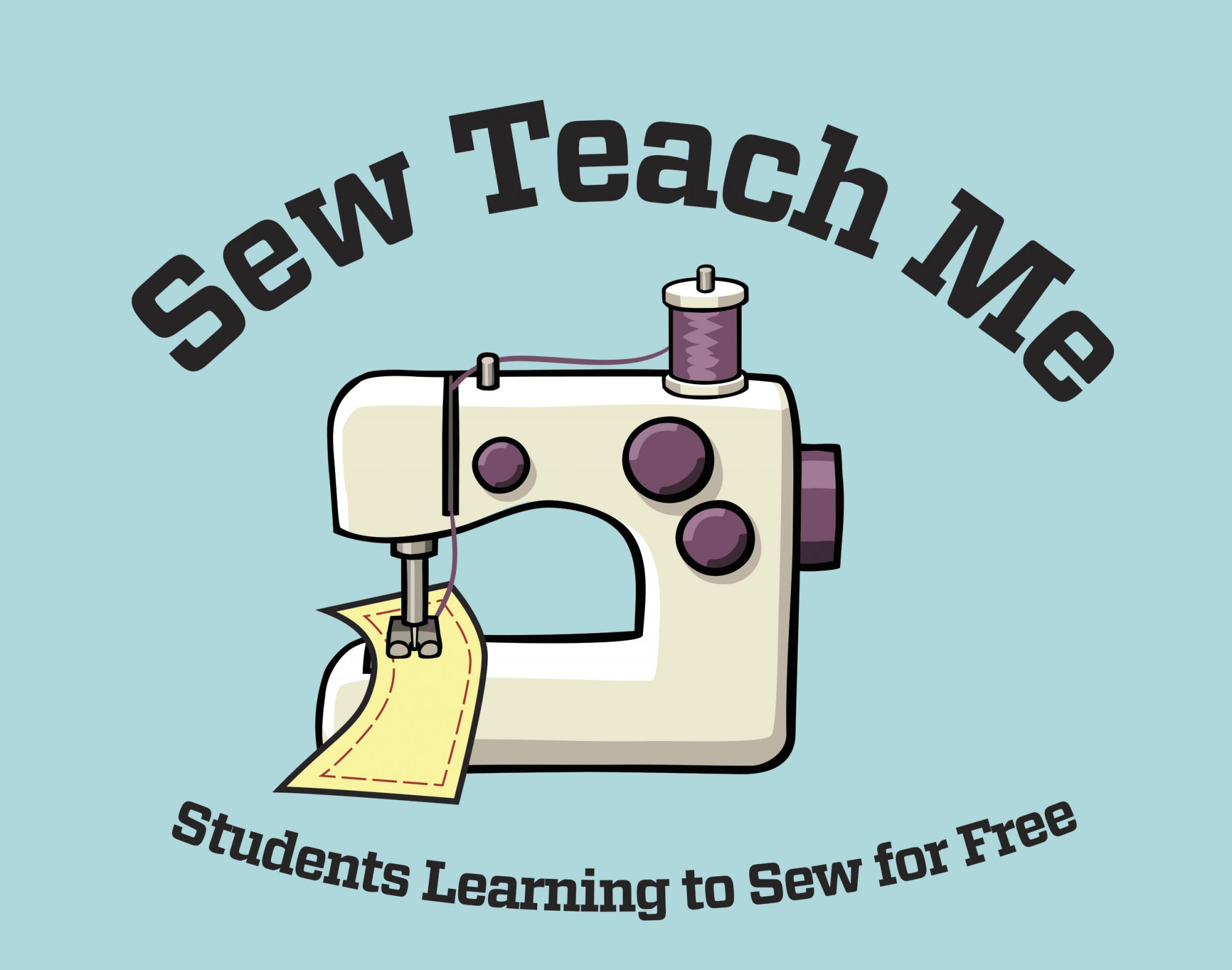 Sew Teach Me, non profit, children learn to sew, free instruction