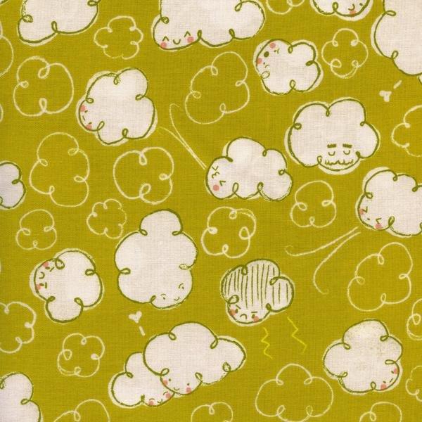 Cotton & Steel Zephyr - Gale Citron