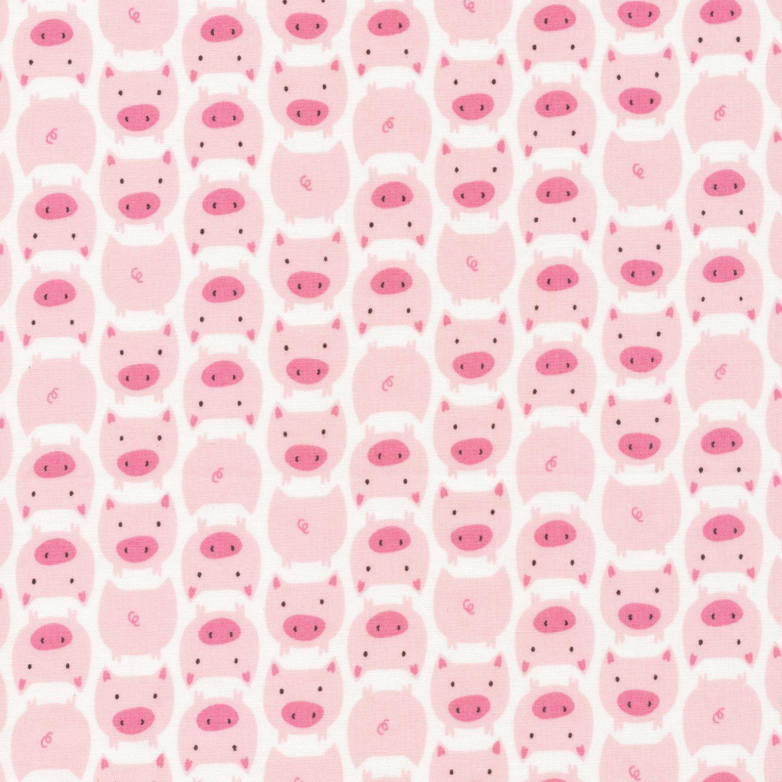 Cloud 9 Dolittles - Pig Pink 204702
