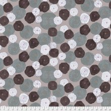 Stitch Flower - Taupe - PWKG004.TAUPE