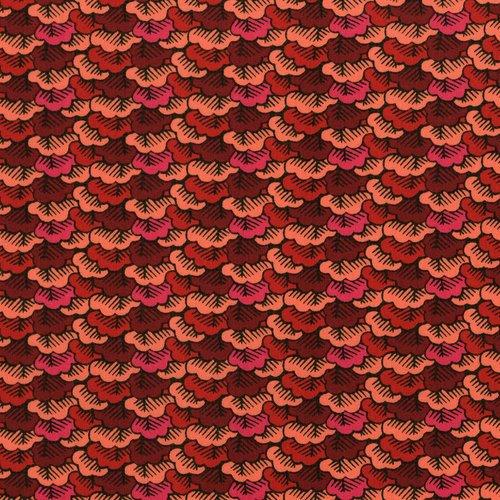Kyoto - Juniper - Poppy - 3072-2