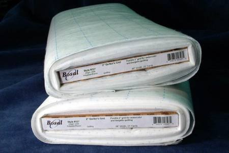 Quilter's Grid 1in Fusible Interfacing 48in x 25yds