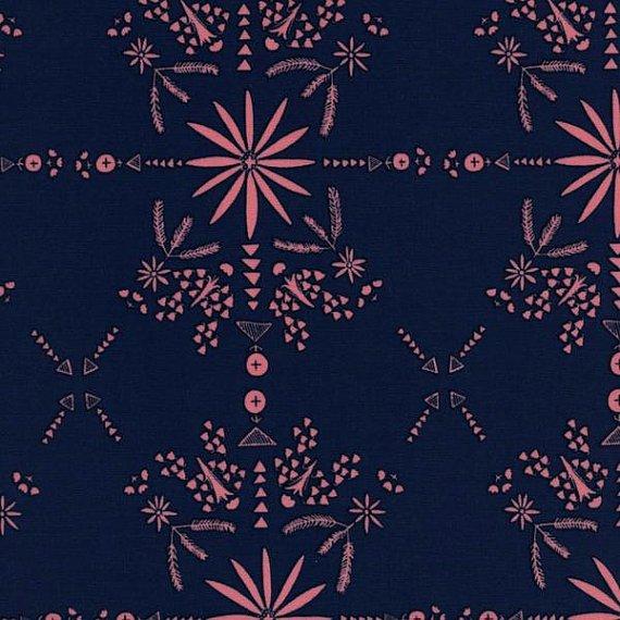 Cotton & Steel Paper Bandana - Bandana Pink