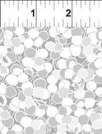 End of Bolt - 1 3/4 yd -Garden Delights II -7GSF8