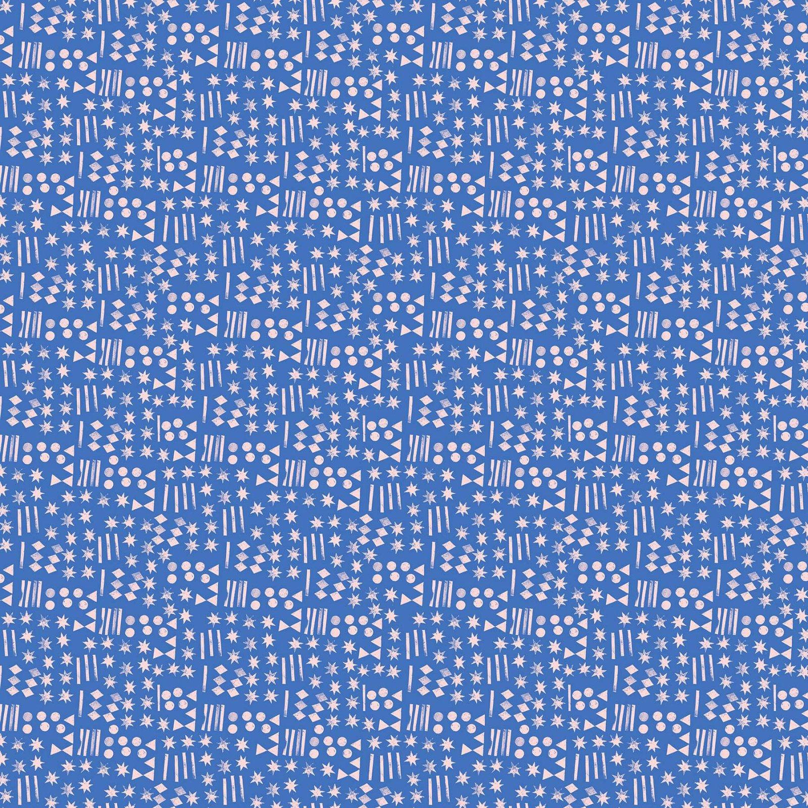 Moonlit Voyage - 90055-42 - Blue