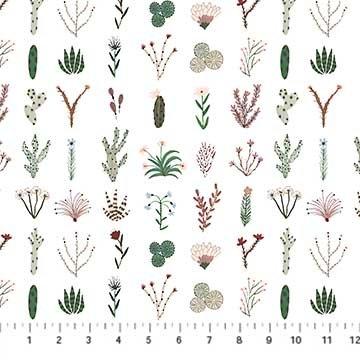 Desert Wilderness - 90099-10 - White