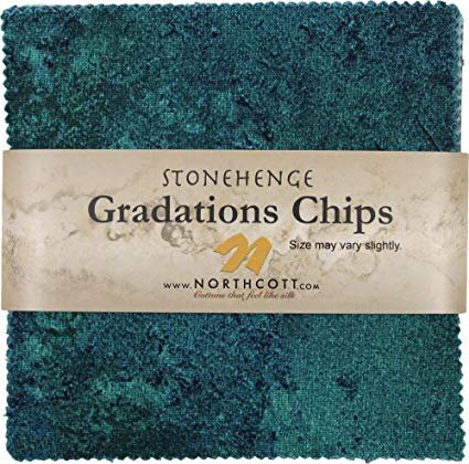 Stonehenge Gradations Chips - 42 pieces 5