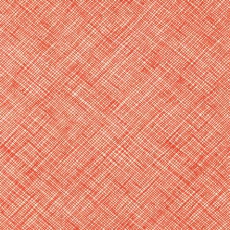 Carolyn Friedlander Architextures - Tangerine100% COTTON - AFR13503-147