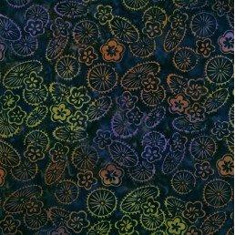 2 Yd End of Bolt Batik by Mirah - Al Fresco AS-4