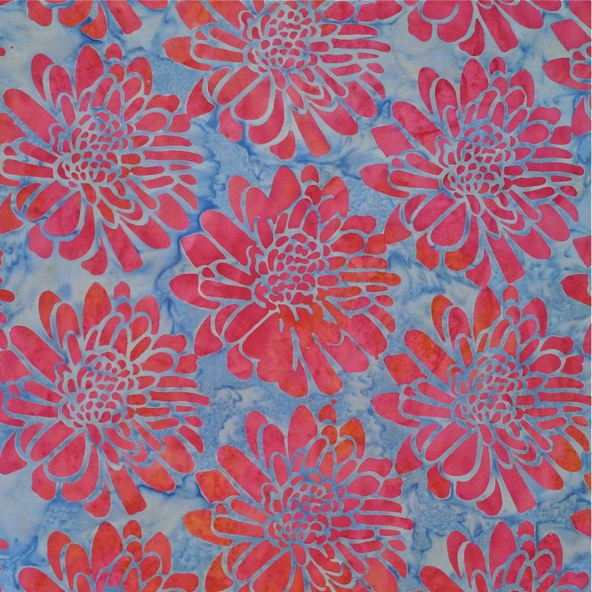 Batik by Mirah - Azores Cerulean