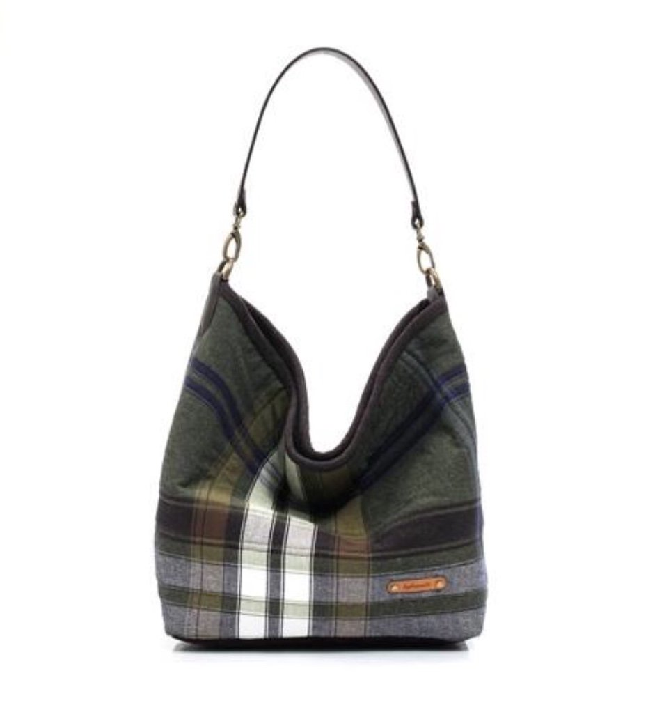 Madras Logan Hobo Bag