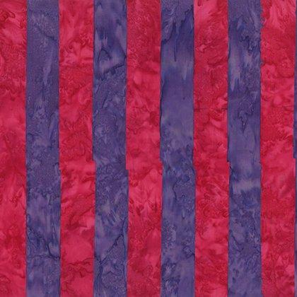 Artisian by Kaffe Fassett for Free Spirit - Big Stripe - Red