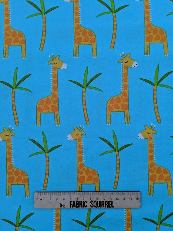 3 Wishes - Stay Wild by Sally Payne - Blue Giraffes