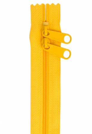 Zippers by the Yard 16mm 4 yd Buttercup