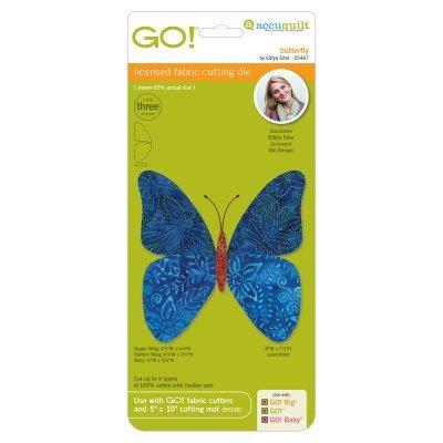 GO! Butterfly with Edyta Sitar Die