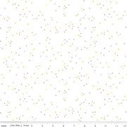 1 3/4 yds - End of Bolt - Riley Blake Blossoms on White Spring - SC730-SPRING