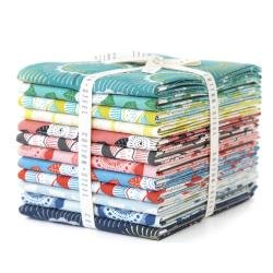 Cotton and Steel - Kibori - Fat Quarter Bundle - 12 pieces