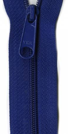 Zippers by the Yard 16mm 4 yd Cobalt