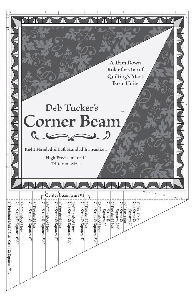 Deb Tucker's Corner Beam
