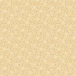 Cream Confetti Wedding Band by Henry Glass