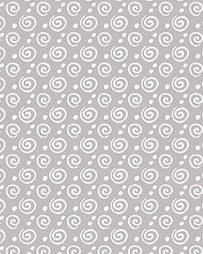 Kanvas Studio Breezy Baby Dreamy Swirl Grey 08211-11