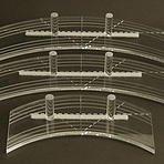 Fine Line Quilters Continuous Curve - 6.5