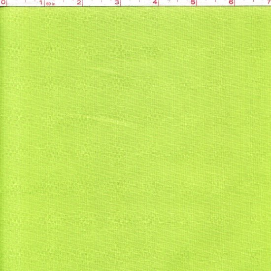 2-2/3 Yard End of Bolt - Cuddle Me Flanel - Apple Green