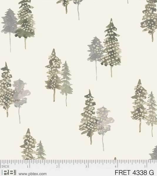 Forest Retreat - Fret 4338 G