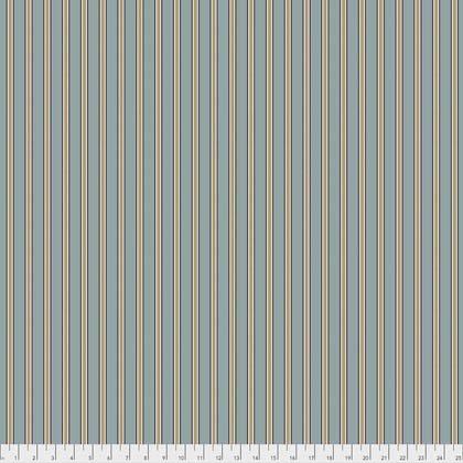 Gilt Stripe Blue