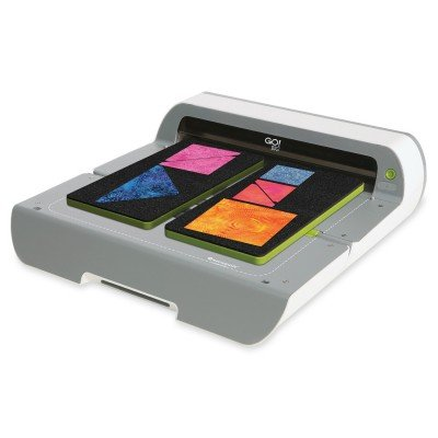 Accuquilt GO! Big Electric Fabric Cutter Starter Set