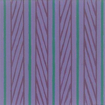 Frond Herringbone Iris