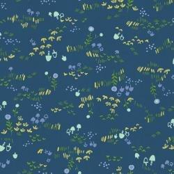 1 3/8 End of Bolt Mori No Tomodachi Collection - Grass Blue