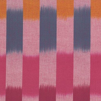 1 Yd End of Bolt - Artisian by Kaffe Fassett for Free Spirit - Ikat Stripe - Red