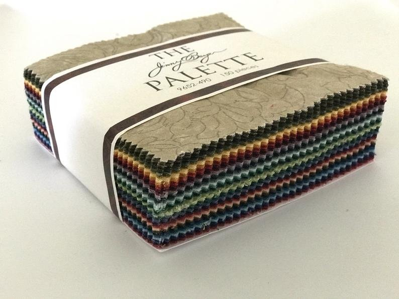 Jinny Beyer Palette Charm Pack