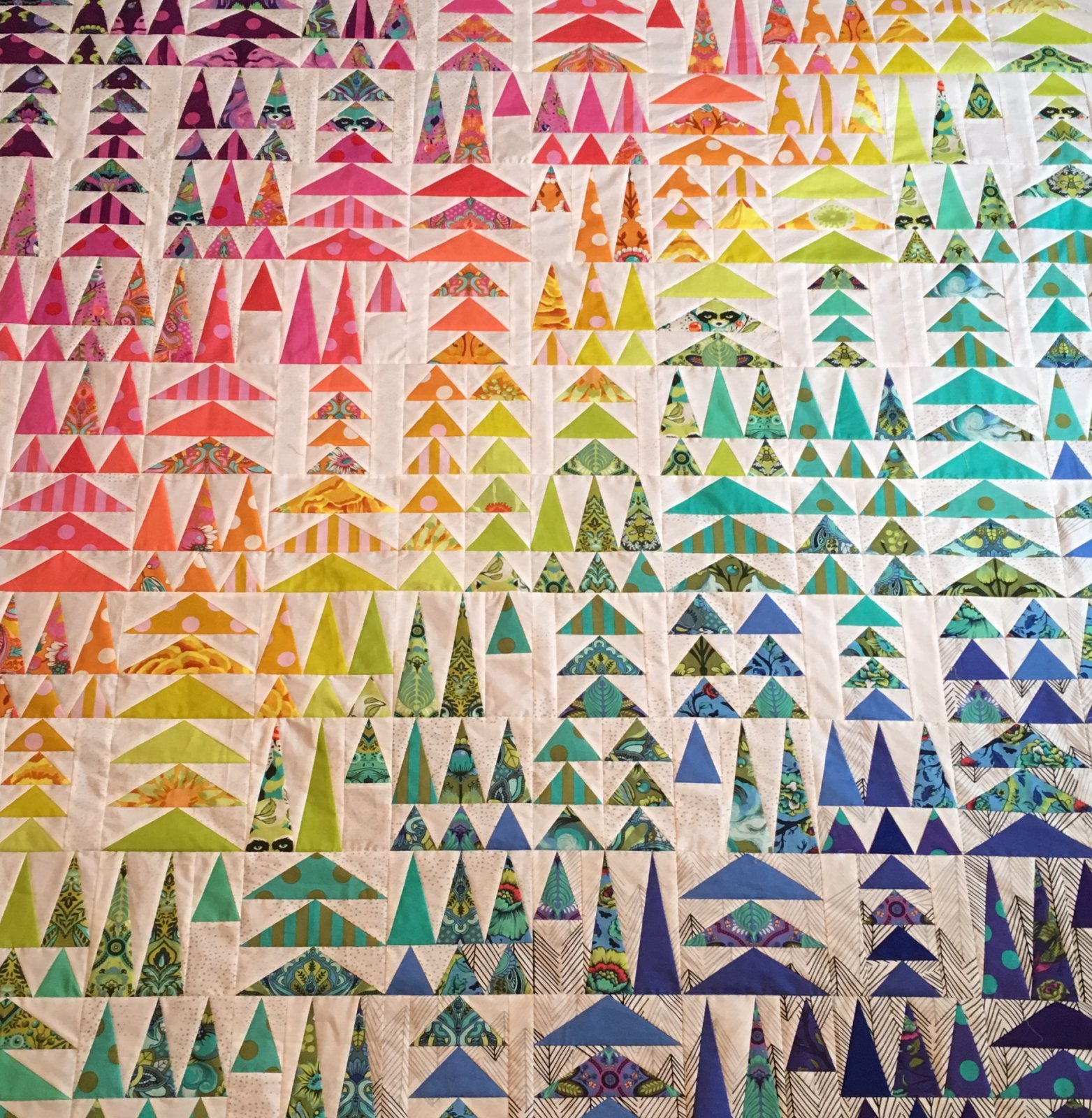 Tula Pink Geese in the Forest Kit