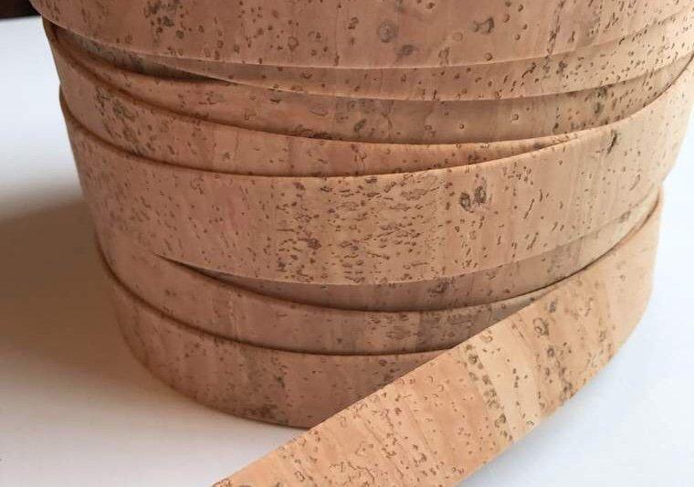 Cork Strap - 1 inch - Surface