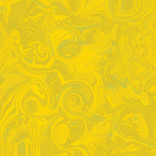 Wonderlust by Paula Nadelstern - Marbella Chartreuse - 1714/42