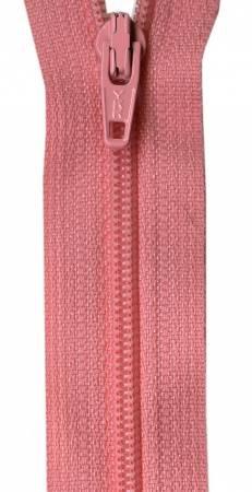 Pink Frosting 14in Bulk YKK Zipper