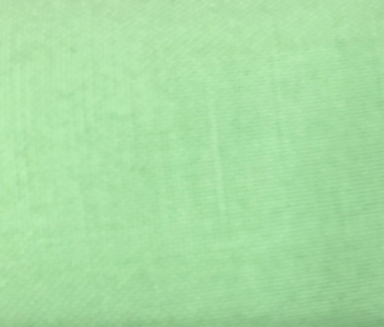 1 Yd End of Bolt - Kona Cotton PISTACHIO 100% COTTON