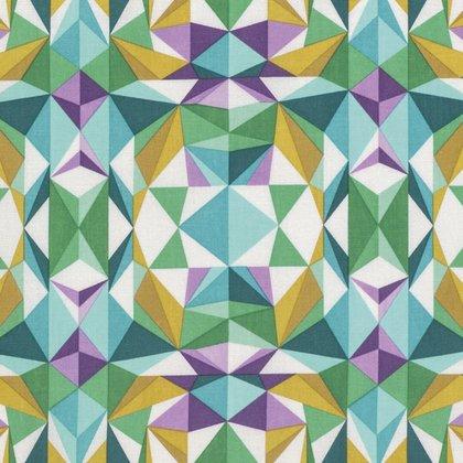 Free Spirit Modernist by Joel Dewberry - Prismatic Emerald