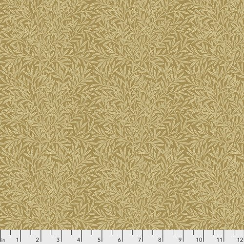 Bloomsbury by William Morris - Willow Gold - PWWM025.GOLD
